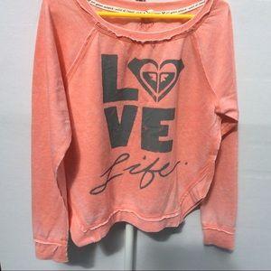 Women's ROXY sweatshirt